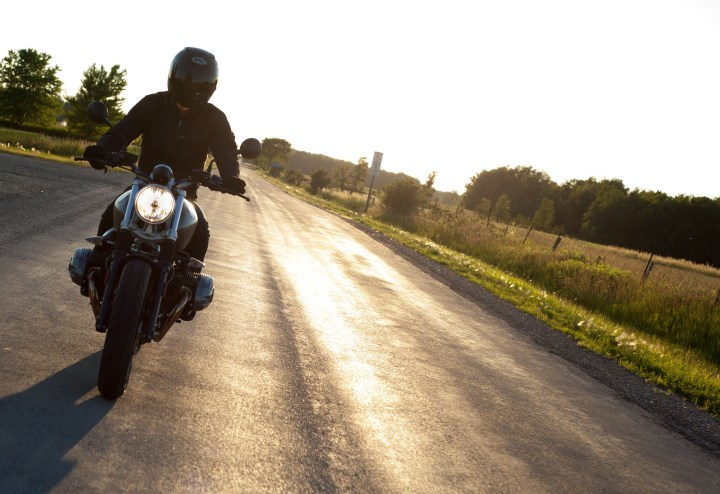 August update: Jeff's view of the BMW Scrambler