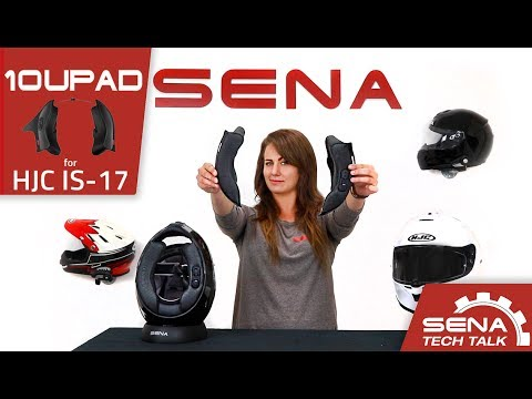 Sena 10Upad offers integrated comms to wider range of helmets