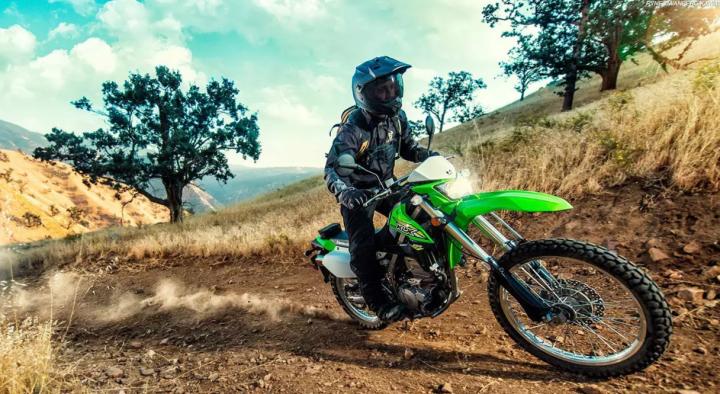 Kawasaki KLX250 dual sport confirmed for Canadian market