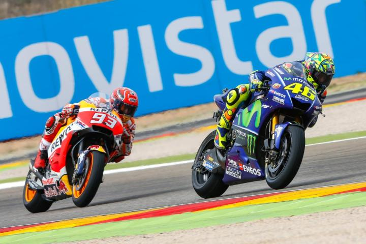 Race results: Spanish Moto GP