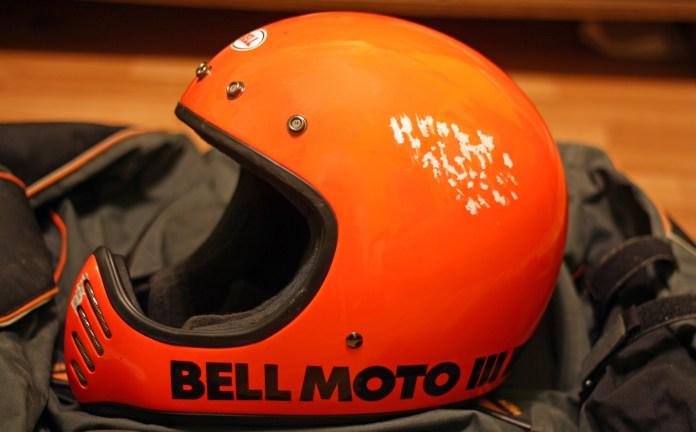 Bell Moto-3 crash