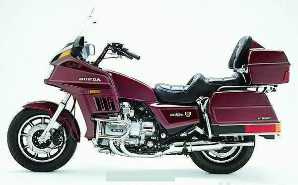 1982 Goldwing Aspencade Complete Audio System • For Sale