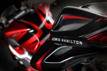 MV Agusta Lewis Hamilton 17