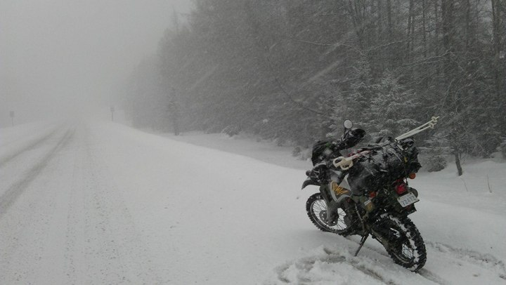 Quebec's winter riding woes