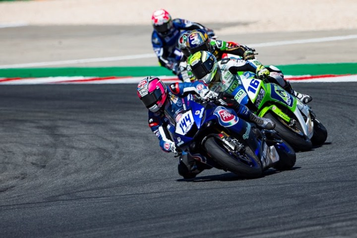 Race results: Portimao World Superbike