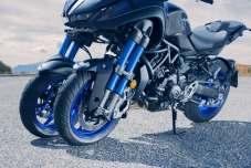 2018 Yamaha Niken leaning three wheeler (30)