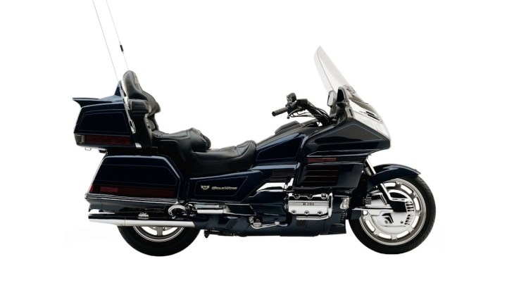 Video teases new Honda Gold Wing