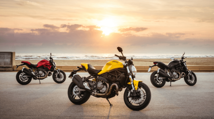 Ducati Monster 821 updates announced