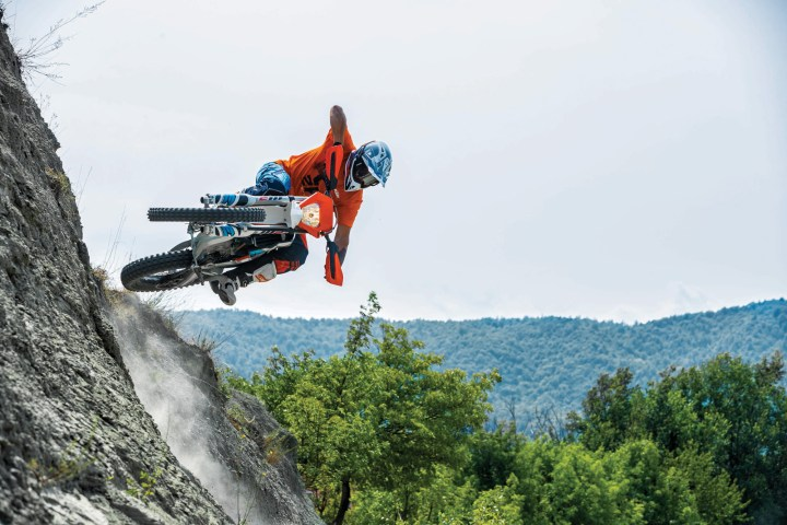 KTM introduces new Freeride E-XC enduro model