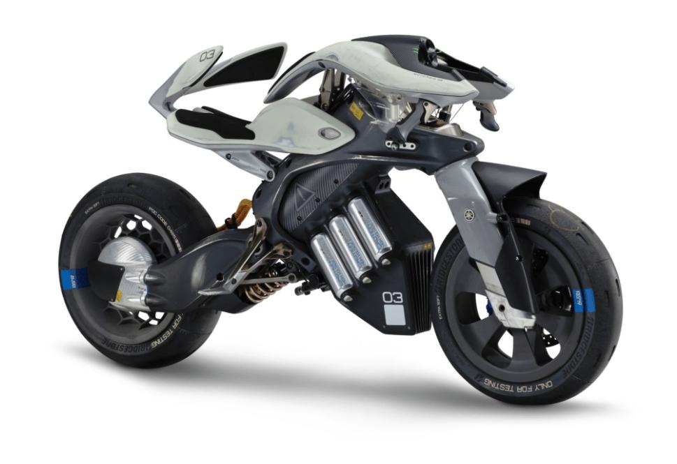 Yamaha Motoroid to appear at Tokyo Motor Show