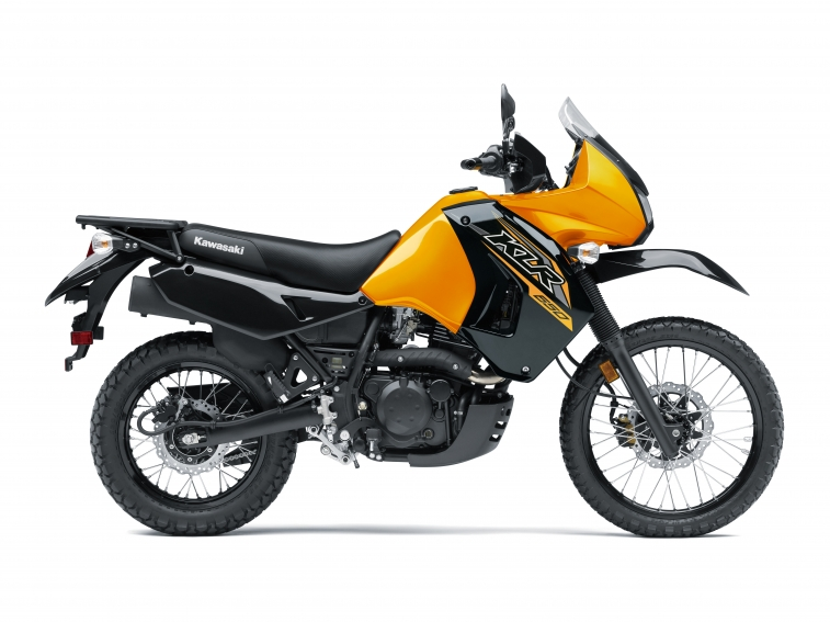 Is the KLR650 canceled? Still no word ...
