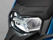 2017 BMW C400X 7