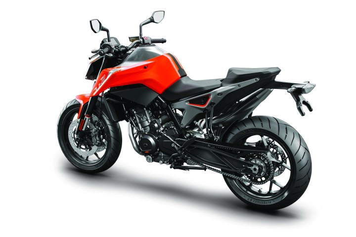 KTM 790 Duke: The parallel twin future is here
