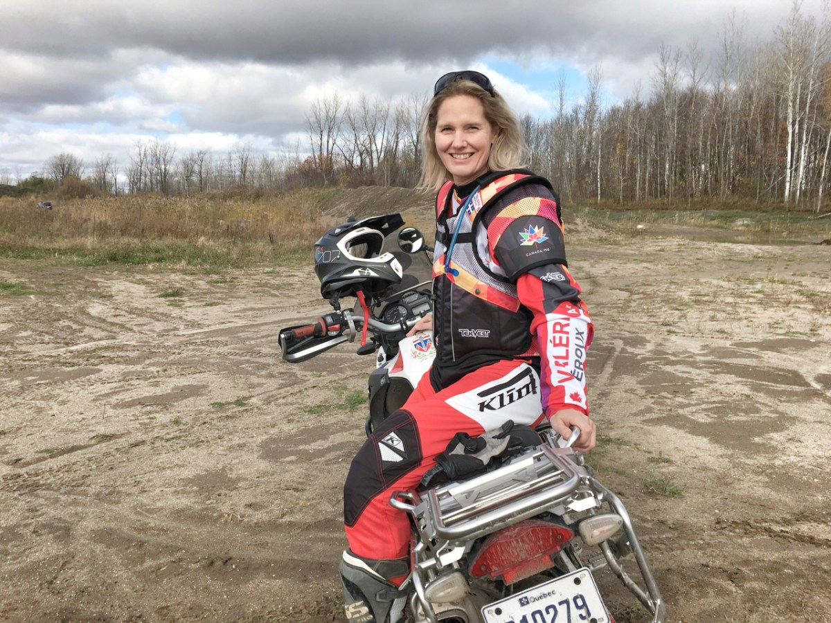 Two Canadians compete in GS Trophy female qualifier this weekend