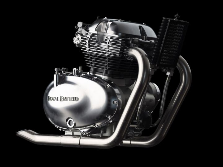 New motor breaks ground for Royal Enfield