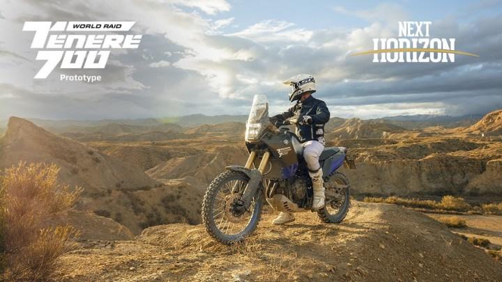 Bad news, kids: The Yamaha T7 ADV bike is still a concept