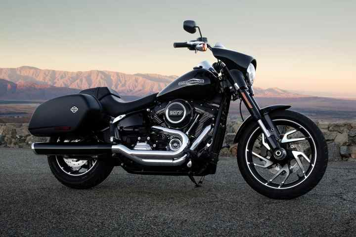 Harley introduces new Sport Glide