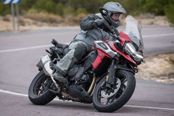 First Ride: 2018 Triumph Tiger 1200
