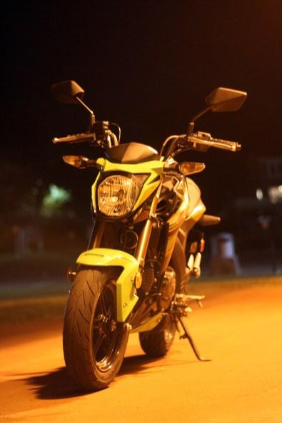 2017 Kawasaki Z125 zk01