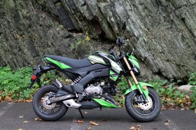 2017 Kawasaki Z125 zk15