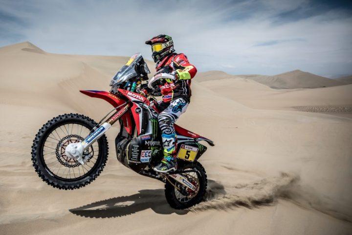 2018 Dakar Rally: Stage 2