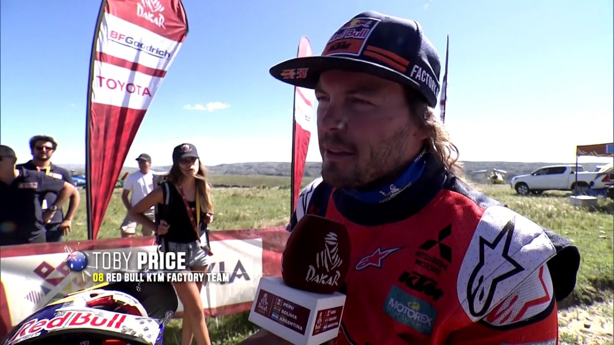 2018 Dakar, Stage 13