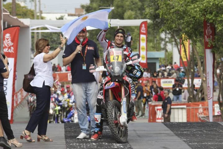 2018 Dakar Rally: Stage 1
