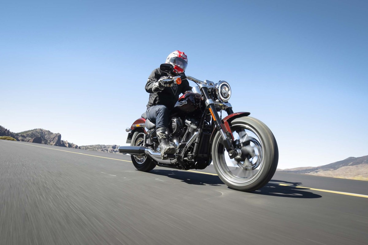 First Ride: 2018 Harley-Davidson Softail Sport Glide