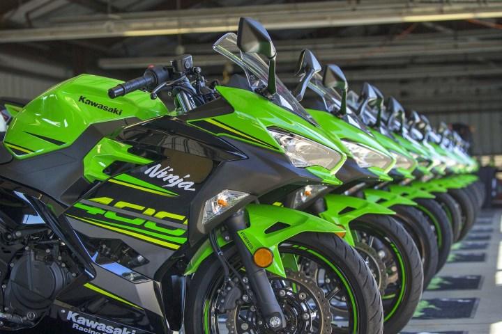 First Ride Kawasaki Ninja 400 Canada Moto Guide