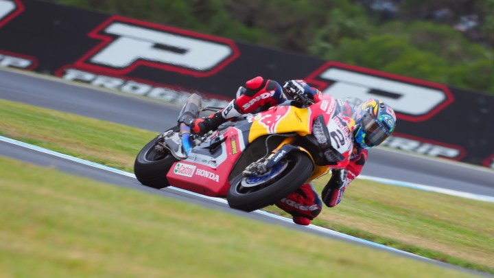 World Superbike race results: Phillip Island