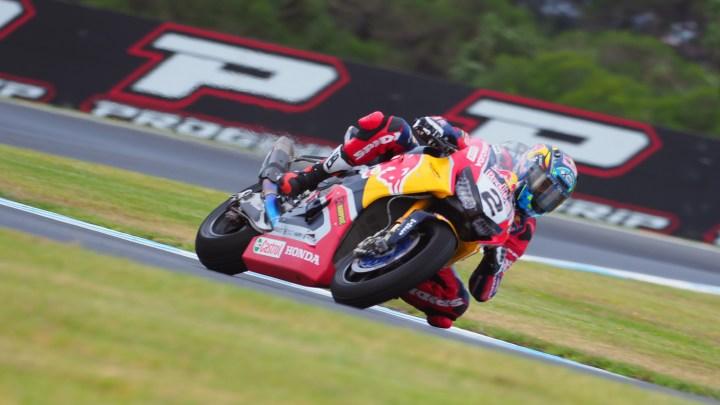 World Superbike race results: Phillip Island