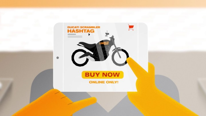 Coming this month: the Scrambler Hashtag
