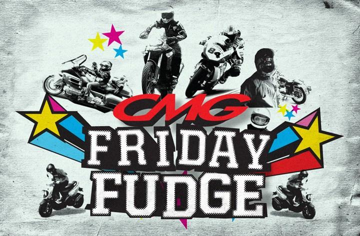 Friday the 13th Fudge