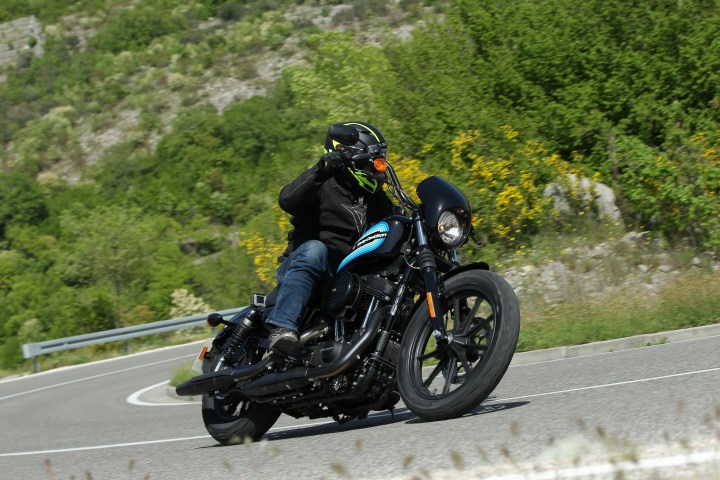 First ride: 2018 Harley-Davidson Sportster Iron 1200 and 48 Special
