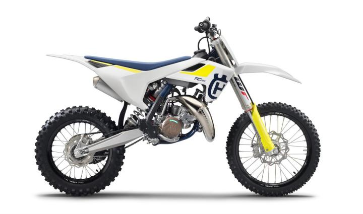 Husqvarna announces 2019 mini-moto lineup