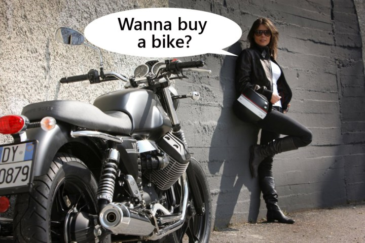 How to: Buying a Bike From a Distance