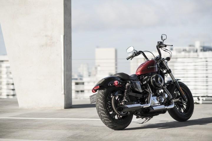 Harley-Davidson brings bikes to the classroom