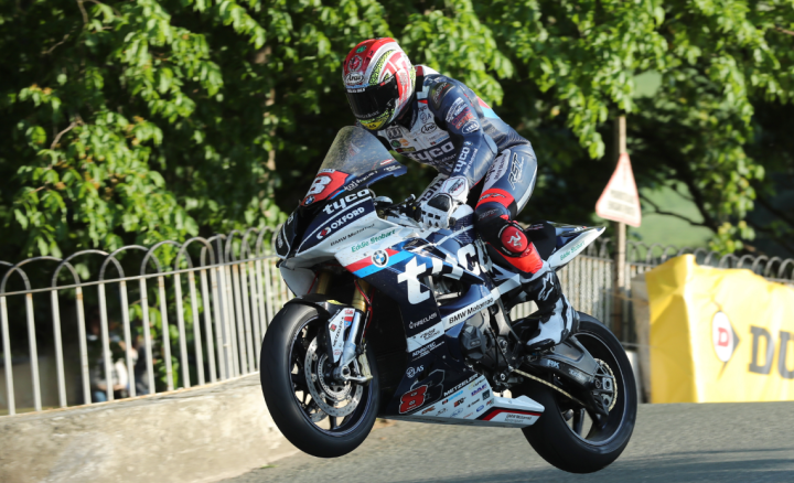 Dan Kneen killed in crash during IOMTT practice