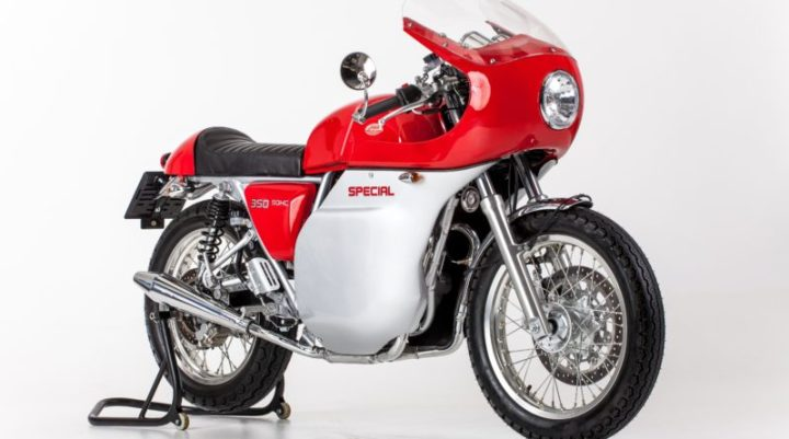 The new Jawa 350 Special is a retro mash-up