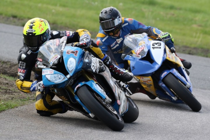 Roadracing roundup: CSBK opening round, Jonathan Finn vs. Catalunya