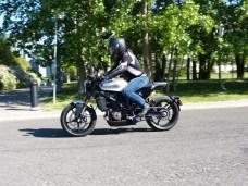 2018 Husqvarna Vitpilen 701