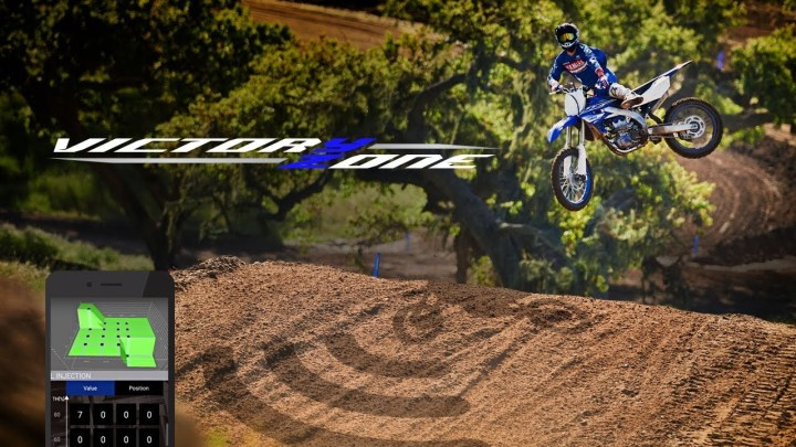Yamaha announces updated 2019 MX bikes