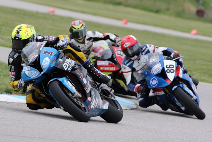Racing round-up: CSBK visits Grand Bend, and more!