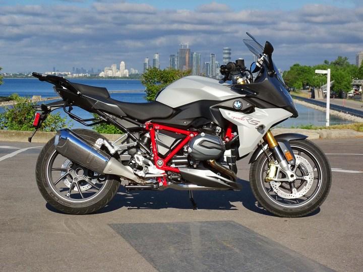Test Ride: 2018 BMW R1200RS