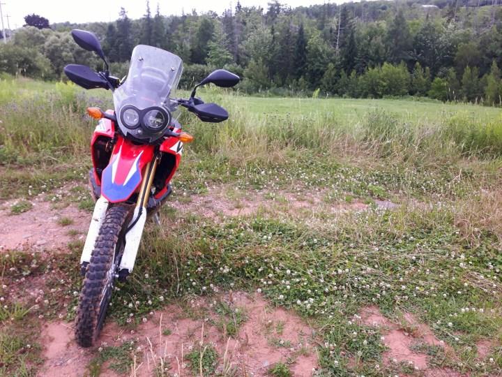 Test Ride: 2018 Honda CRF250 Rally | Canada Moto Guide