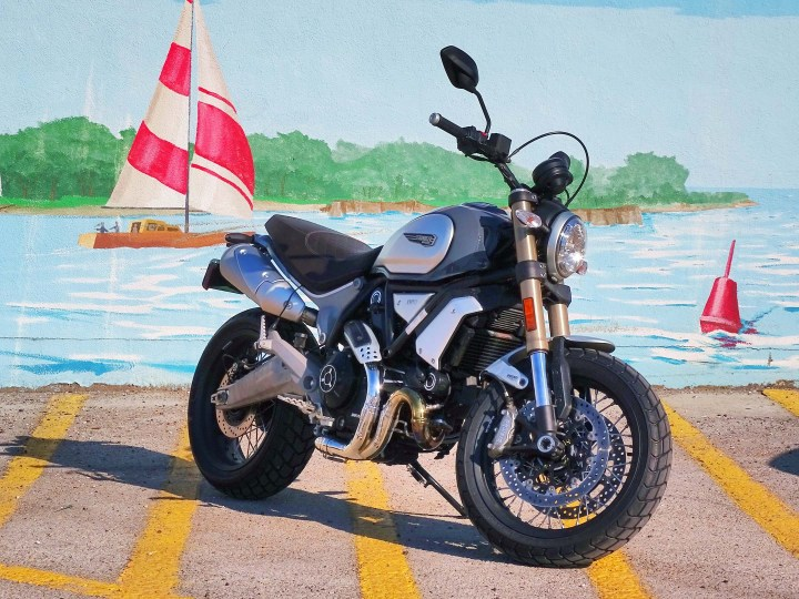 Test Ride: 2018 Ducati Scrambler 1100