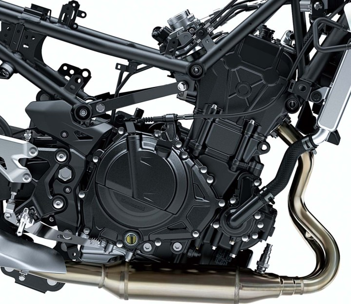 Rumour: Kawasaki Z400 is about to debut