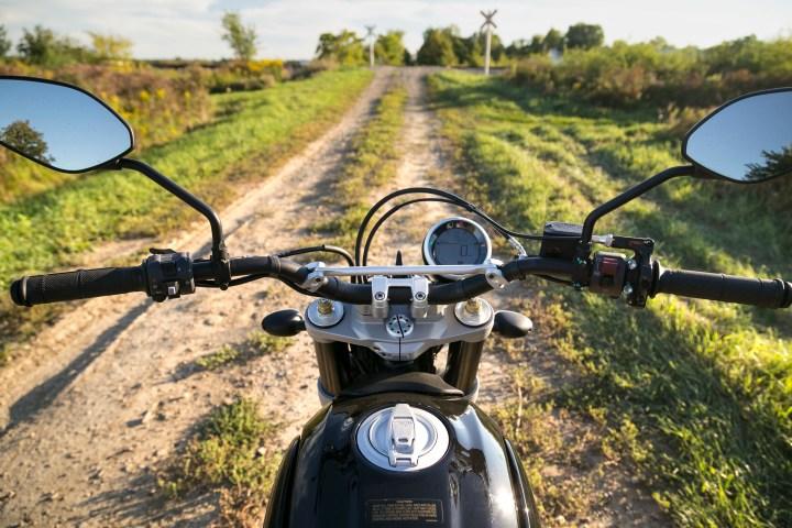 Test Ride: Ducati Scrambler Desert Sled