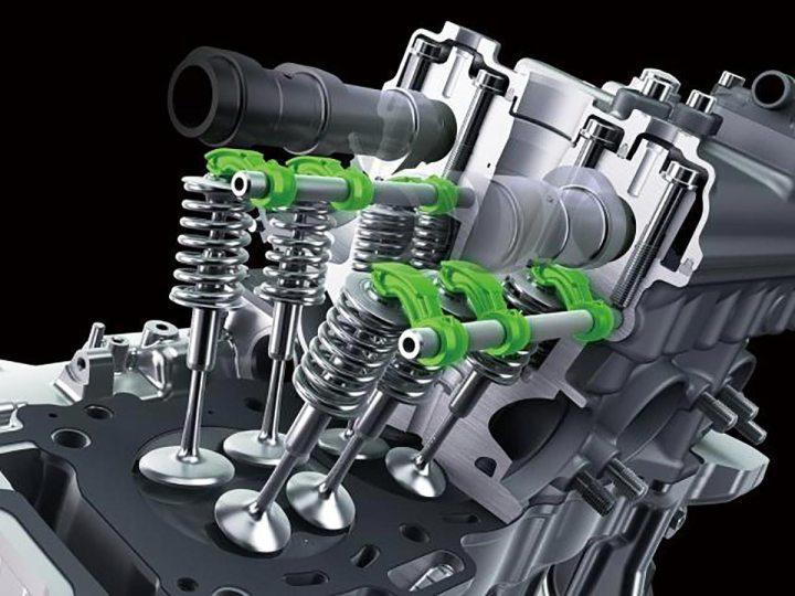 2019 Kawasaki ZX-10 models get updated engines