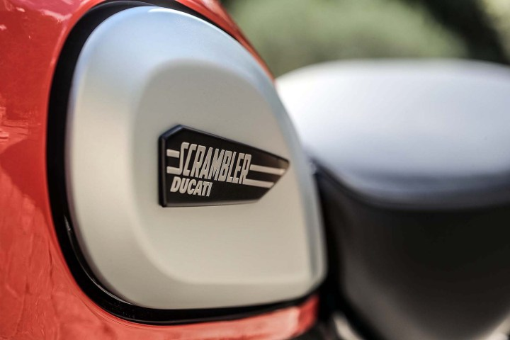 We'll see the Scrambler 1100 Pro soon (supposedly)